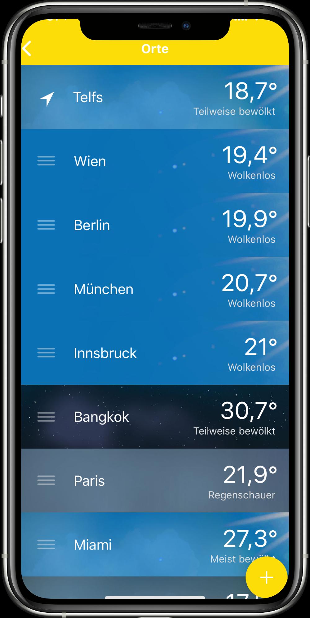Mobile Wetter Com